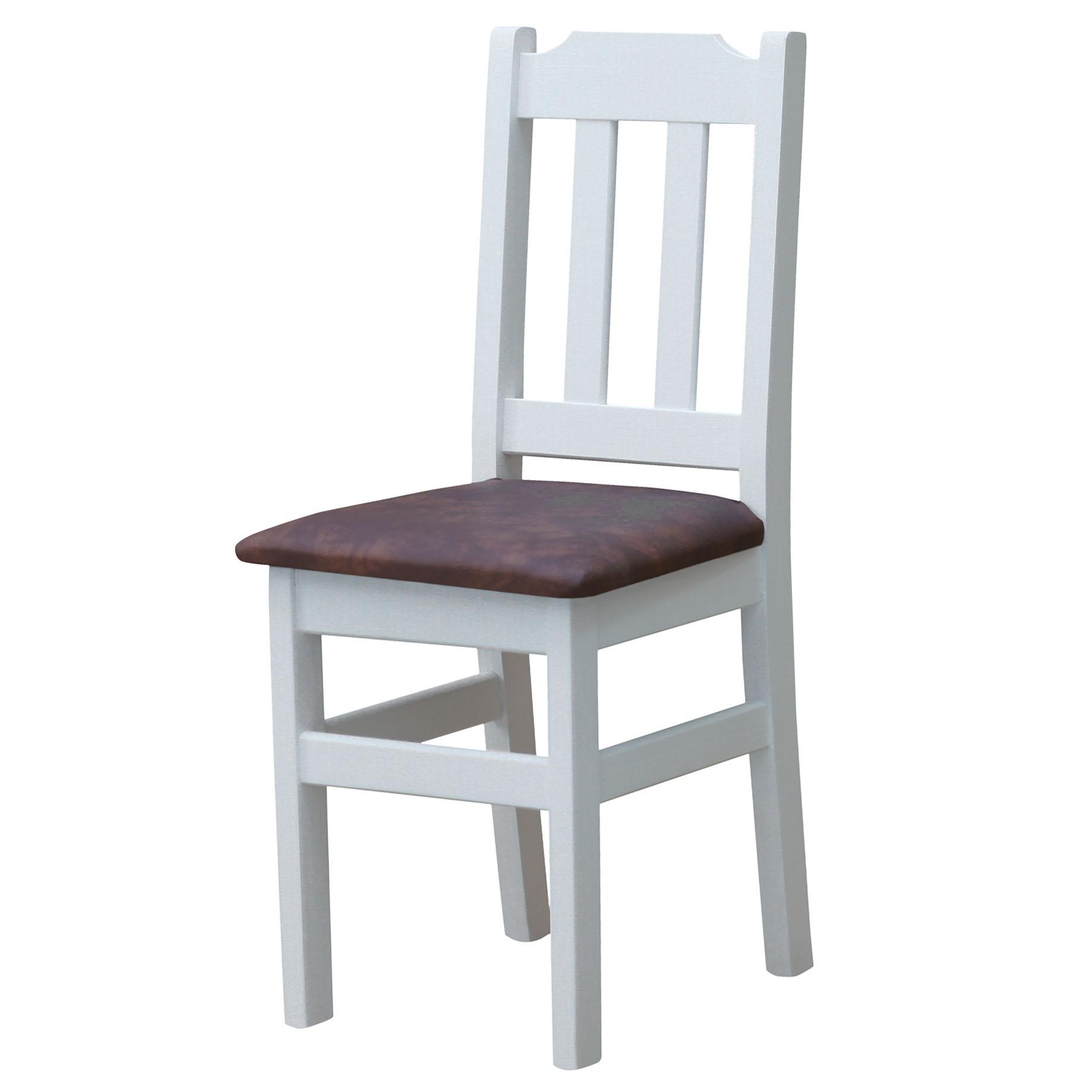 stuhl polsterstuhl weiss massiv holz neu restaurantstuhl massivholz ebay. Black Bedroom Furniture Sets. Home Design Ideas